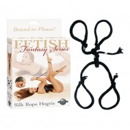 Pipedream Products Fetish Fantasy Series Silk Rope Hogtie