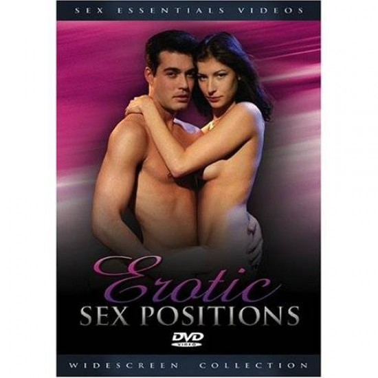 Erotic Sex Positions DVD An Innovated Guide to Lovemaking for Couples