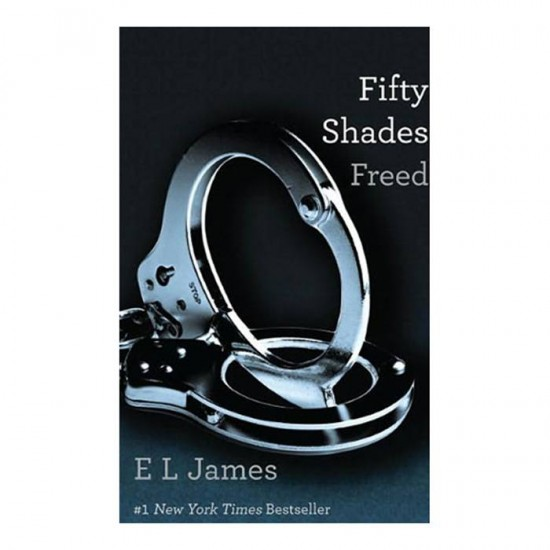 Fifty Shades Freed Book 3 WHILE STOCK LASTS