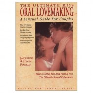 The Ultimate Kiss Oral Lovemaking Book WHILE STOCK LASTS