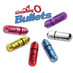 Screaming O Bullets (Assorted Colors Only)