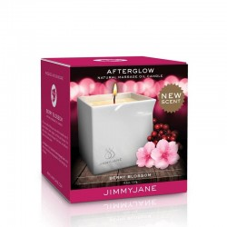 Afterglow Massage Candle Berry Blossom