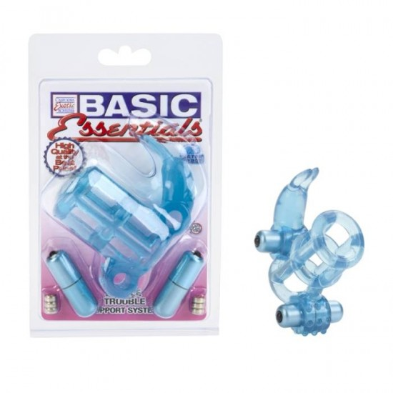Basic Essentials Double Trouble Support System
