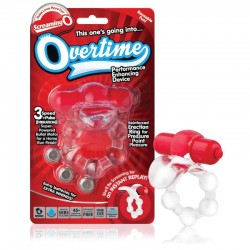 Screaming O Overtime Red