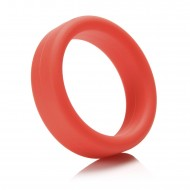 Tantus Super Soft C-Ring Red NO FURTHER DISCOUNTS APPLY