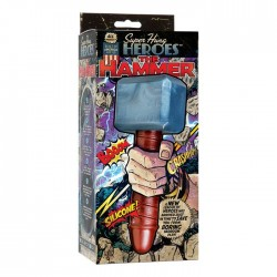 Doc Johnson Super Hung Heroes The Hammer