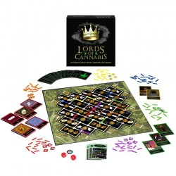 Kheper Games Lords of Cannabis