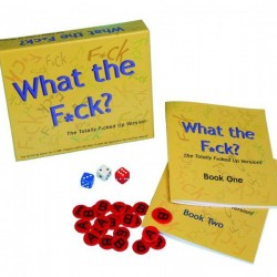 Kheper Games What the Fck? The Totally Fcked Up Version