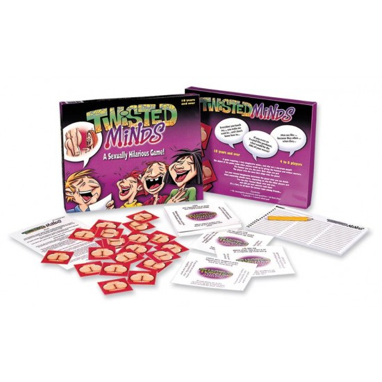 Ozze Creations Twisted Minds Game
