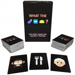 Kheper Games What the (Eggplant to Taco) Game
