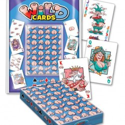 Ozze Creations Wild Cards Playing Cards