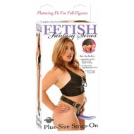 Pipedream Products Fetish Fantasy Plus Size Strap-On