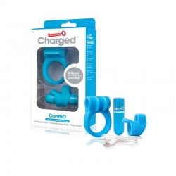 Screaming O Charged CombO Kit #1 Blue