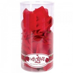 Topco Sales With Love Rose Scented Silk Petals