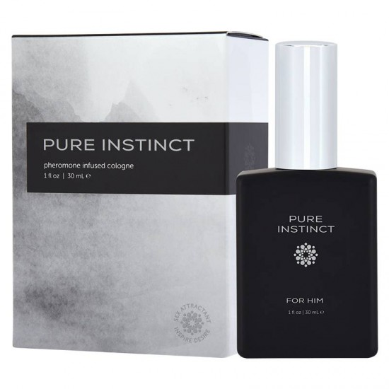 Jelique Products Pure Instinct Cologne For Men Gift Box