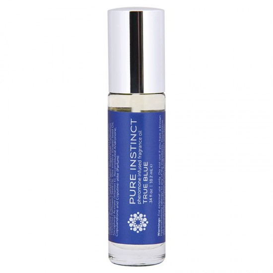 Jelique Products Pure Instinct Roll On True Blue Each