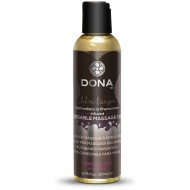 System JO Dona Kissable Massage Oil 3.75 oz Chocolate Mousse