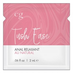 Classic Erotica CG Tush Ease Anal Relaxant Au Natural Foil Pack