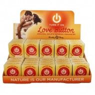 Earthly Body Love Button Arousal Balm For Him & Her Basket of 30
