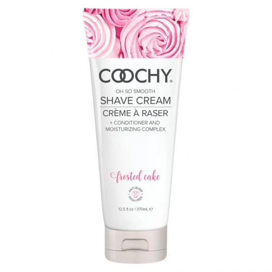 Classic Erotica 12.5 oz Coochy Shave Cream Frosted Cake
