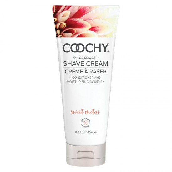 Classic Erotica 12.5 oz Coochy Shave Cream Sweet Nectar