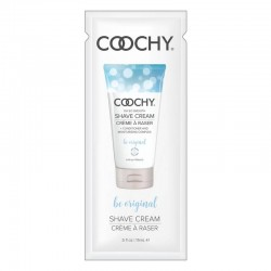 Classic Erotica 15 ml Coochy Shave Cream Be Original Foil