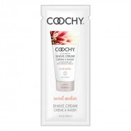 Classic Erotica 15 ml Coochy Shave Cream Sweet Nectar Foil