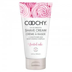 Classic Erotica 3.4 oz Coochy Shave Cream Frosted Cake
