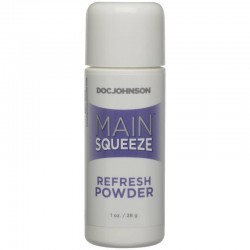 Doc Johnson 1 oz. Main Squeeze Refresh Powder