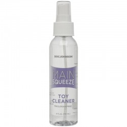 Doc Johnson 4 oz. Main Squeeze Toy Cleaner