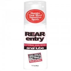 "Doc Johnson Ona Zee's 1.7 oz. ""Rear Entry"" Anal Lube"