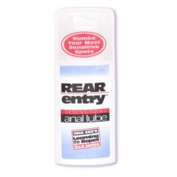 "Doc Johnson Ona Zee's 3.4 oz. ""Rear Entry"" Anal Lube"
