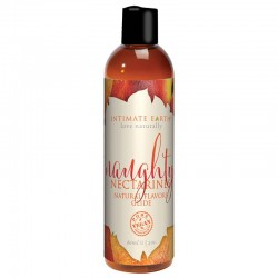Intimate Earth 60 ml Flavored Lubricant Naughty Nectarines