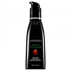 Wicked Sensual Care 2 oz Flavored Lube Candy Apple