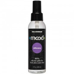 Doc Johnson Mood Silicone Glide Lubricant
