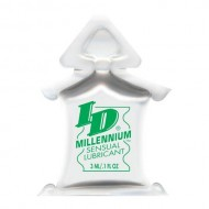 ID Lubricants 3 ml Millennium Pillow Pack