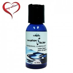 Earthly Body 1 oz. Waterslide All Natural Lubricant