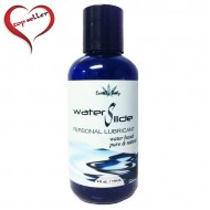 Earthly Body 4 oz. Waterslide All Natural Lubricant