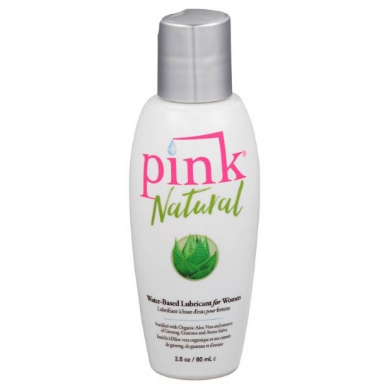 Empowered Products 2.8 oz. Pink Natural Water Based Lube