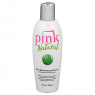 Empowered Products 4.7 oz. Pink Natural Water Based Lube