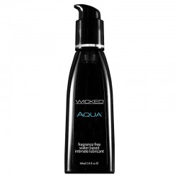 Wicked Sensual Care 2 oz Aqua Waterbased Lube