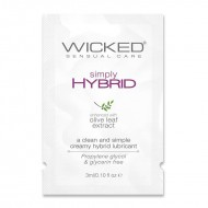 Wicked Sensual Care 3 ml Simply Hybrid Packette