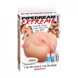 Pipedream Products 1 on the Cock and 1 on the Balls