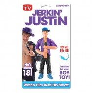 Pipedream Products Jerkin' Justin Wind-Up Toy