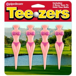Pipedream Products Tee-zers Pink
