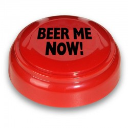 Ozze Creations Panic Button Beer Me Now!