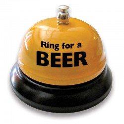 Ozze Creations Ring for Beer Table Bell