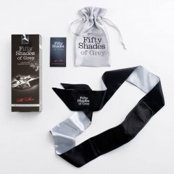 Fifty Shades of Grey All Mine Deluxe Blackout Blindfold WHILE STOCK LASTS