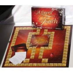 A Lover's Touch Game WHILE STOCK LASTS