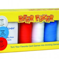 Kheper Games Beer Poker Game WHILE STOCK LASTS